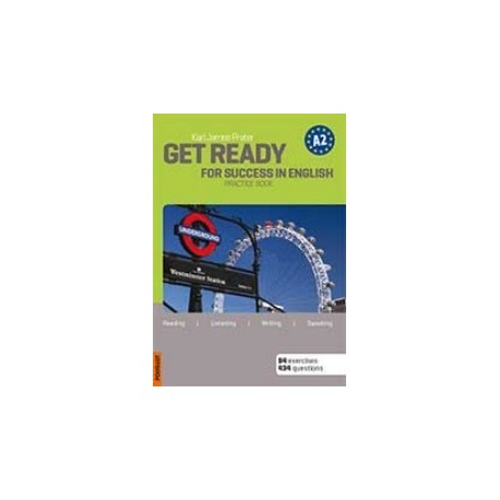 Get Ready for Success in English A2 + audio CD Polyglot 9788086195803
