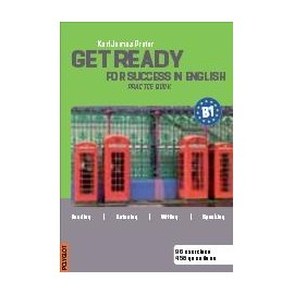 Get Ready for Success in English B1 + audio CD