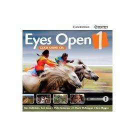 Eyes Open 1 Class Audio CDs