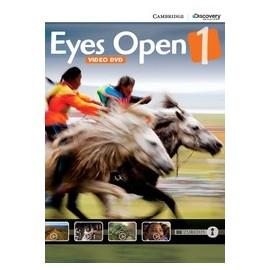 Eyes Open 1 Video DVD