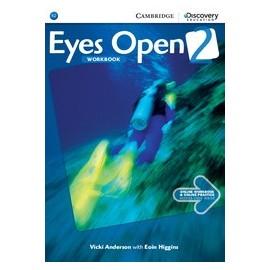 Eyes Open 2 Workbook + Online Practice