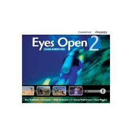 Eyes Open 2 Class Audio CDs