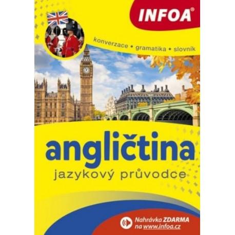 Angličtina - jazykový průvodce INFOA 9788072408702