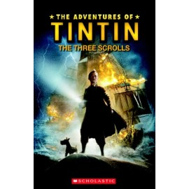Scholastic Readers: The Adventures of Tintin - The Three Scrolls + Audio CD