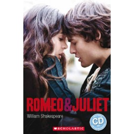 Scholastic Readers: Romeo & Juliet + CD
