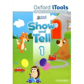 Oxford Discover Show and Tell 1 iTools DVD-ROM