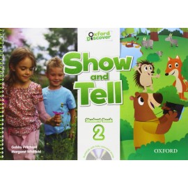 Oxford Discover Show and Tell 2 Student Book + MultiROM
