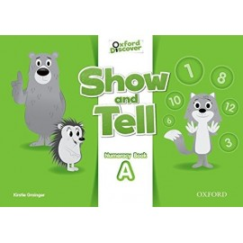 Oxford Discover Show and Tell 2 Numeracy Book (A)