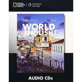 World English Second Editon 1 Class Audio CDs