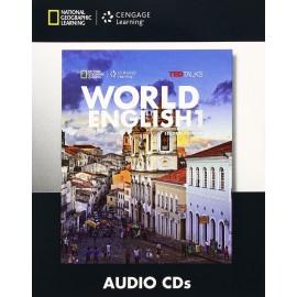 World English Second Editon 1 Class Audio CDs