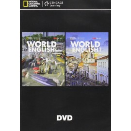 World English Second Editon Intro & 1 Class DVD