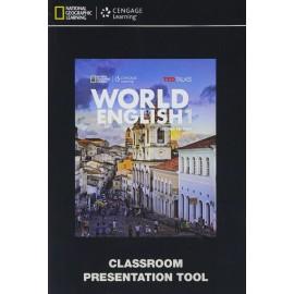 World English Second Editon 1 Classroom Presentation Tool DVD-ROM
