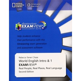 World English Second Editon Intro & 1 ExamView Assessment Suite CD-ROM