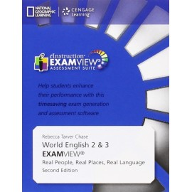 World English Second Editon 2 & 3 ExamView Assessment Suite CD-ROM