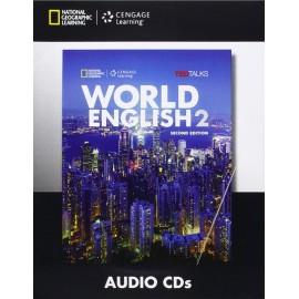 World English Second Editon 2 Class Audio CDs