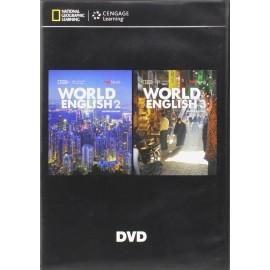 World English Second Editon 2 & 3 Class DVD