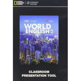 World English Second Editon 2 Classroom Presentation Tool DVD-ROM