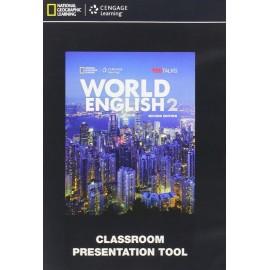 World English Second Editon 2 Classroom Presentation Tool DVD-ROM