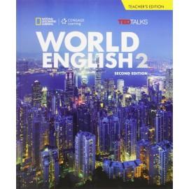 World English Second Editon 2 Teacher's Edition
