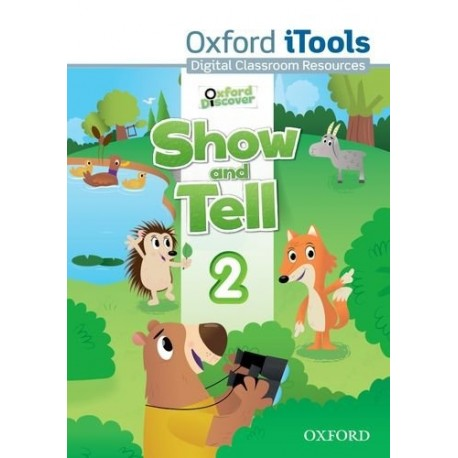 Oxford Discover Show and Tell 2 iTools DVD-ROM Oxford University Press 9780194779265