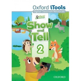 Oxford Discover Show and Tell 2 iTools DVD-ROM