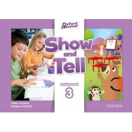 Oxford Discover Show and Tell 3 Activity Book