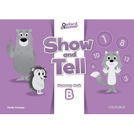 Oxford Discover Show and Tell 3 Numeracy Book (B)
