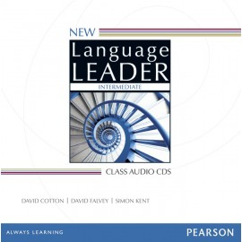 New Language Leader Intermediate Class Audio CDs