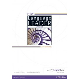 New Language Leader Advanced Coursebook + Access to MyEnglishLab