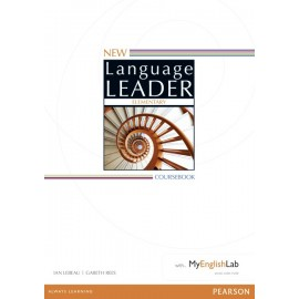 New Language Leader Elementary Coursebook + Access to MyEnglishLab