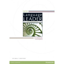 New Language Leader Pre-Intermediate Coursebook + Access to MyEnglishLab