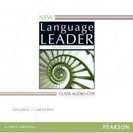 New Language Leader Pre-Intermediate Class Audio CDs