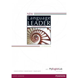 New Language Leader Upper-Intermediate Coursebook + Access to MyEnglishLab