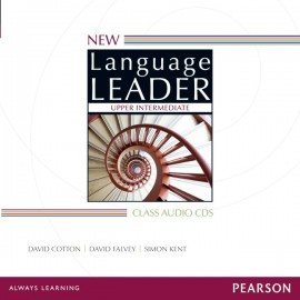New Language Leader Upper-Intermediate Class Audio CDs