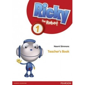 Ricky the Robot 1 Teacher's Book