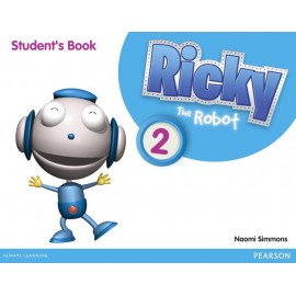 Ricky the Robot 2 Student's Book