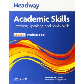 Headway Academic Skills Listening, Speaking, and Study Skills 1 Student's Book