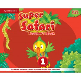 Super Safari 1 Teacher's Book