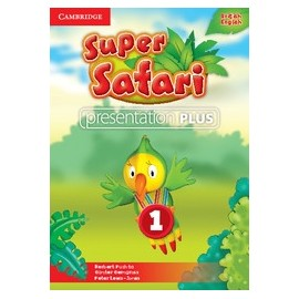 Super Safari 1 Presentation Plus DVD-ROM