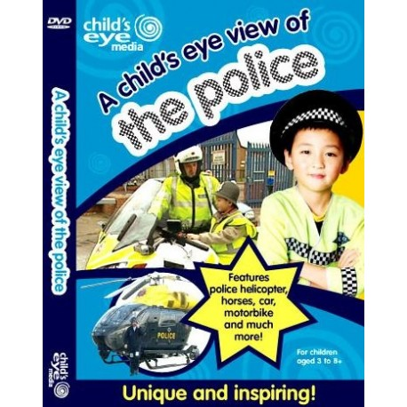 A Child's Eye View of the Police DVD Child's Eye Media 5060094290089