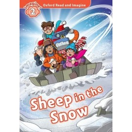Oxford Read and Imagine Level 2: Sheep in the Snow + MP3 audio download