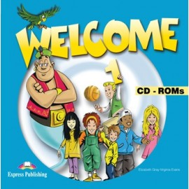 Welcome 1 CD-ROMs