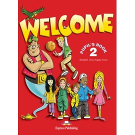 Welcome 2 Pupil's Book + Audio CD