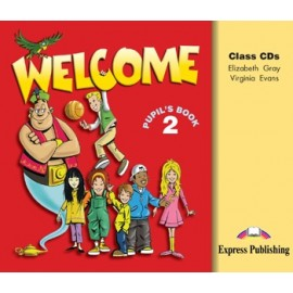 Welcome 2 Class Audio CDs