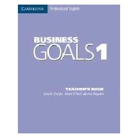 Business Goals 1 Teacher's Book