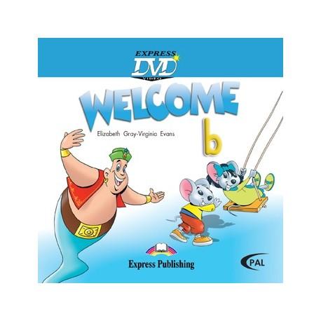 Welcome Starter B DVD Express Publishing 9781845581527