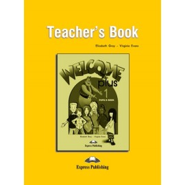 Welcome Plus 1 Teacher's Book
