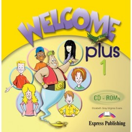Welcome Plus 1 CD-ROMs