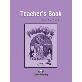 Welcome Plus 2 Teacher's Book