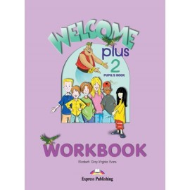 Welcome Plus 2 Workbook